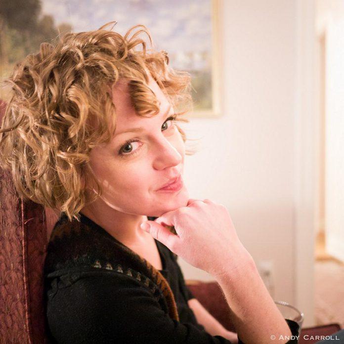 A portrait of Peterborough actress Sarah McNeilly, 2017. (Photo: Andy Carroll)