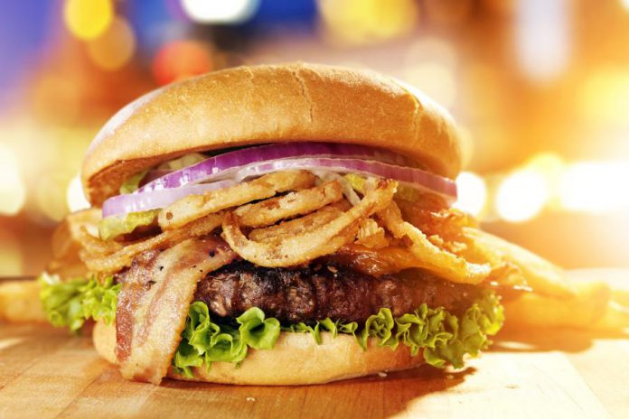 Olympus Burger in Port Hope was selected as having the ninth best burger in Canada on a list of the top 50 burgers assembled by Big 7 Travel. (Photo: Olympus Burger)