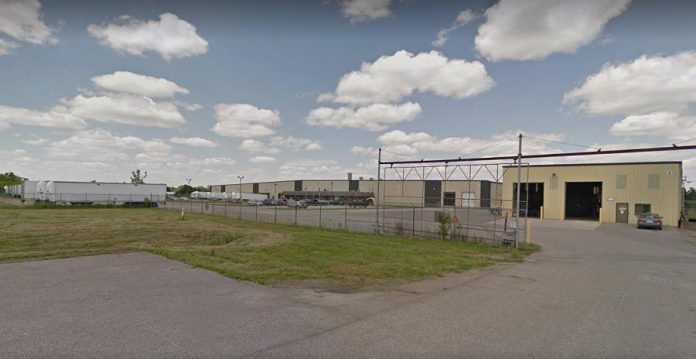 The Dart Container Corp. manufacturing facility at 40 Dart Cup Road in Campbellford will be closed in 2019. (Photo: Google Maps)