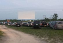 After almost nine years of operation, the Havelock Family Drive-In is officially closed for good. (Photo: Gordon Henderson)