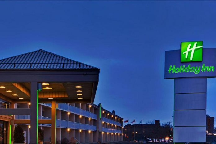 Located in downtown Peterborough, Holiday Inn Peterborough-Waterfront is offering a March Break package from March 8 to 16, 2019. (Photo: Holiday Inn Peterborough-Waterfront)