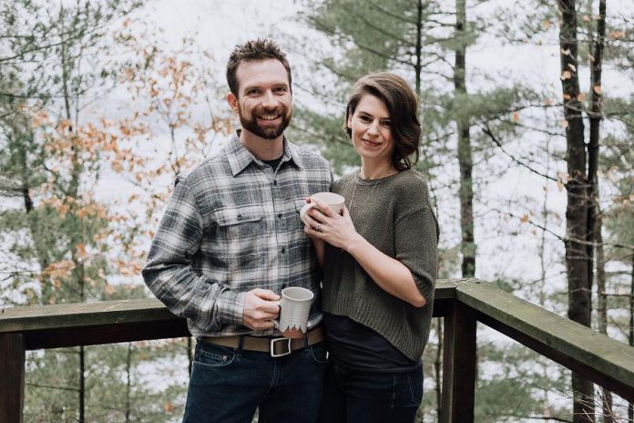 In addition to their bricks-and-mortar location for Sustain in Hunstville, Jonathan and Celine MacKay operate an e-commerce site selling eco-friendly and sustainable household and personal care products. (Photo: Sustain)