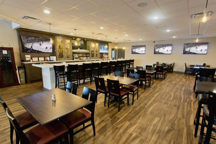 """kawarthaNOW.com readers can use the code """"kawarthaNOW"""" to get half-priced appetizers  at the Riverside Grill Restaurant from 5 to 6 p.m. with the purchase of a beverage. (Photo: Miranda Studios)"""
