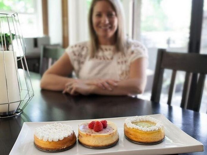 Baker Amanda Pascoe is expanding her market business to a new bakery in downtown Bobcaygeon. (Photo: Cake by the Lake)