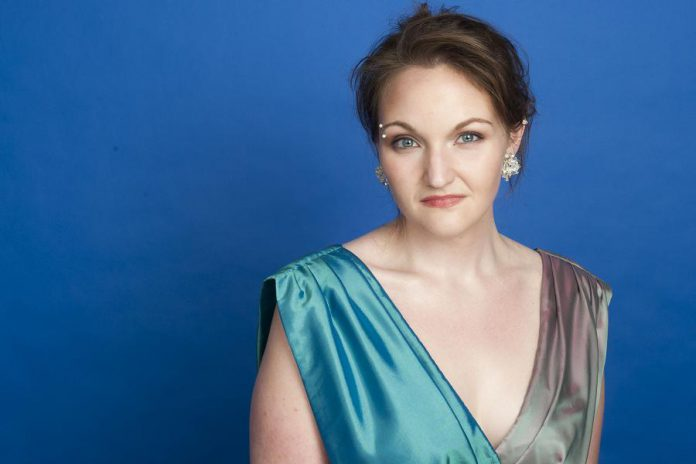 """Local soprano Melody Thomas returns to the PSO to perform the stunning wordless vocal in the April 6 performance of Ralph Vaughan Williams's """"Pastoral"""" Symphony. (Photo courtesy of Melody Thomas)"""
