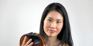 "The Peterborough Symphony Orchestra presents ""Oh, to be in England!"" at Showplace Performance Centre on April 6, 2019, with works by Benjamin Britten and Ralph Vaughan Williams. British-Canadian violinist and PSO concertmaster Phoebe Tsang will feature as soloist in Vaughan Williams' poignant 'The Lark Ascending'. (Photo: Sullivan Hismans)"