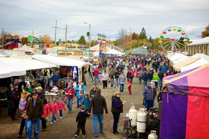 A popular attraction in Ontario is the annual agricultural fair, held in almost every rural community. Building bridges between the agricultural industry and the tourism industry is the subject of one of the presentations at the Rural Tourism Symposium on April 11, 2019.  (Photo courtesy of Peterborough & the Kawarthas Economic Development)