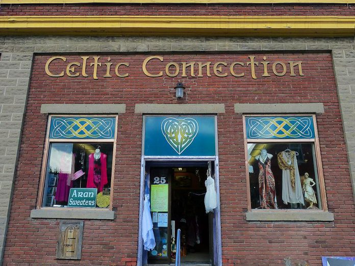 Celtic Connection at 25 Queen Street. (Photo: Celtic Connection)