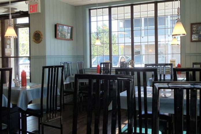 Jack's Family Restaurant at 1 Strickland Street. (Photo: Jack's Family Restaurant)