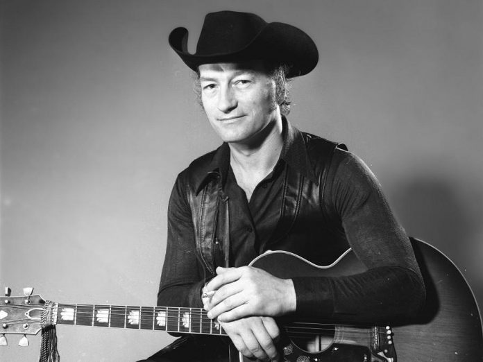 From country-folk to punk ... Canadian musical icon, the late Stompin' Tom Connors, got his nickname after performing at 172 Simcoe Street in 1967 when it was known as the King George Tavern.
