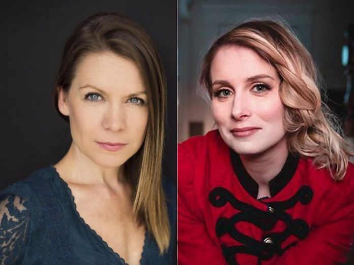 "For 4th Line Theatre's 2019 season, Peterborough musician and actor Kate Suhr will make her 4th Line Theatre debut as Tess in Beau Dixon's ""Bloom: A Rock 'n' Roll Fable"" in July, and Peterborough musician and actor Melissa Payne will make her debut as Audrey Barstow in Ian McLachlan and Robert Winslow ""Carmel"" in August. (Supplied photos)"