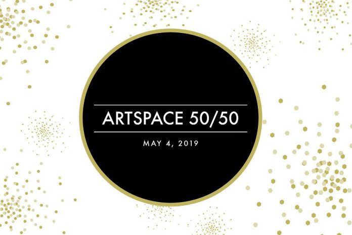 Artspace 50/50 2019