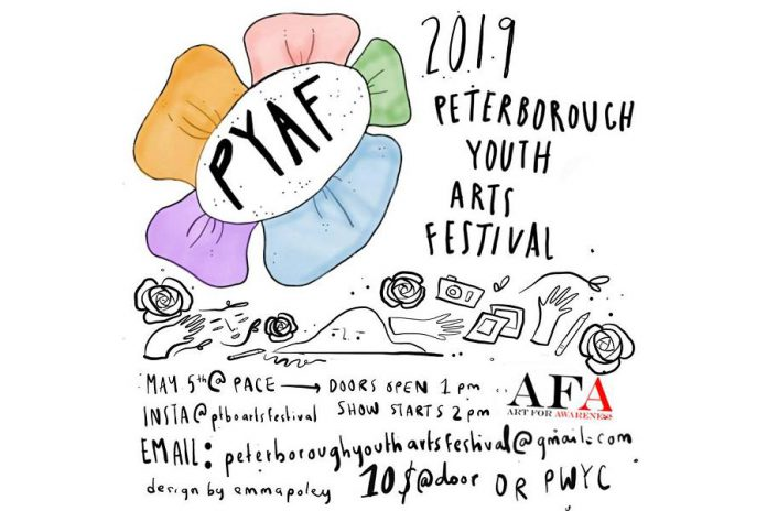 2019 Peterborough Youth Arts Festival