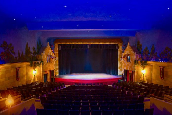The main stage of the Cameco Capitol Arts Centre in Port Hope. (Photo: Cameco Capitol Arts Centre)