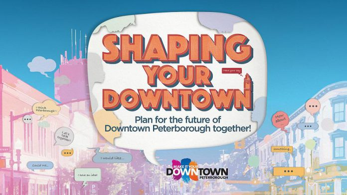 Shaping Your Downtown - Peterborough DBIA