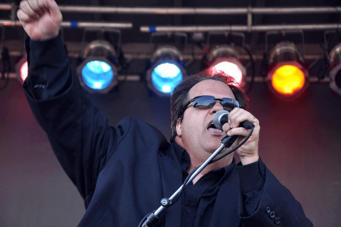 "Peterborough native Murray James-Bosch will perform lead vocals when Classic Albums Live returns to Showplace Performance Centre in Peterborough on April 24, 2019 for a song-for-song and note-for-note creation of Elton John's 1974 ""Greatest Hits"" album. (Photo courtesy of Murray James-Bosch)"