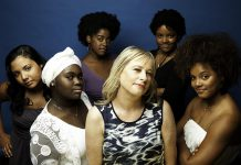 Grammy-nominated Jane Bunnett and Maqueque are the headliners for International Jazz Day in Peterborough, performing their Afro-Cuban jazz at Market Hall Performing Arts Centre on April 28, 2019. (Photo: Emma–Lee Photography)