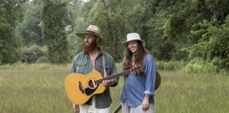 Hamilton-based folk-roots duo Piper & Carson (Piper Hayes and Carson Ritcey-Thorpe) perform at The Garnet in downtown Peterborough on Wednesday, May 1st, with guest opener Alé Suárez. (Publicity photo)