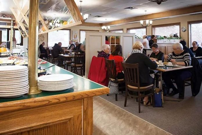 For the past 50 years, the Carousel has been a well-known local family restaurant especially popular for its lunch, dinner, and weekend brunch buffets. (Photo: Carousel website)
