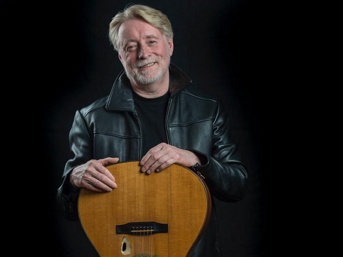 "Singer-songwriter and guitarist Robert Atyeo will be performing at the ""Awesome and Then Some"" benefit concert at Showplace Performance Centre on the afternoon of Sunday, May 26th. (Photo: David Walsh)"