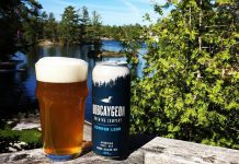 Common Loon American Pale Ale is a flagship brew of the Bobcaygeon Brewing Company. Like most other craft breweries in the Kawarthas, the brewery's co-founder and president Richard Wood is cautiously optimistic that beer sales in convenience stores will benefit his brewery. (Photo: Bobcaygeon Brewing Company)