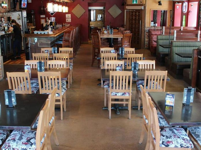 McGillicafey's in Hastings recently renovated its interior. (Photo: McGillicafey's  Pub & Eatery / Facebook)