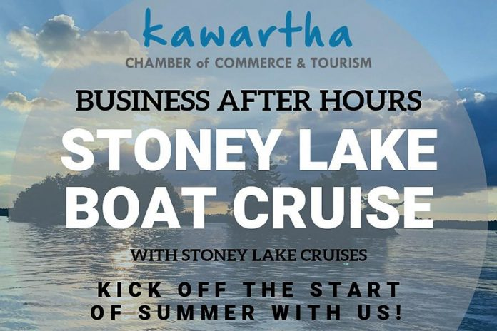 Business After Hour Stoney Lake Boat Cruise