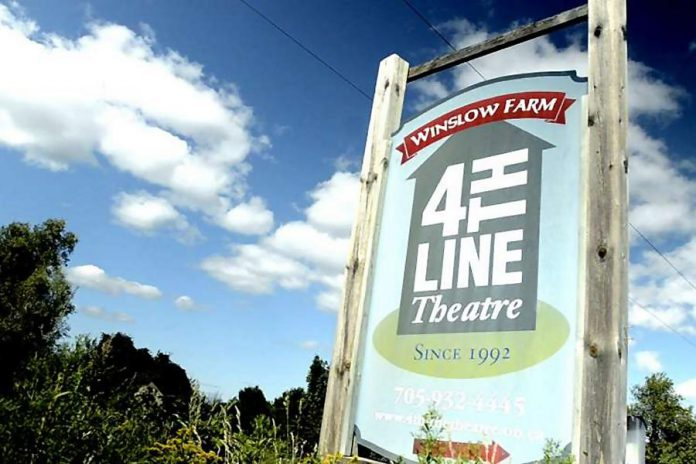 4th Line Theatre stages outdoor plays every summer at the Winslow Farm in Millbrook. (Photo: 4th Line Theatre / Facebook)