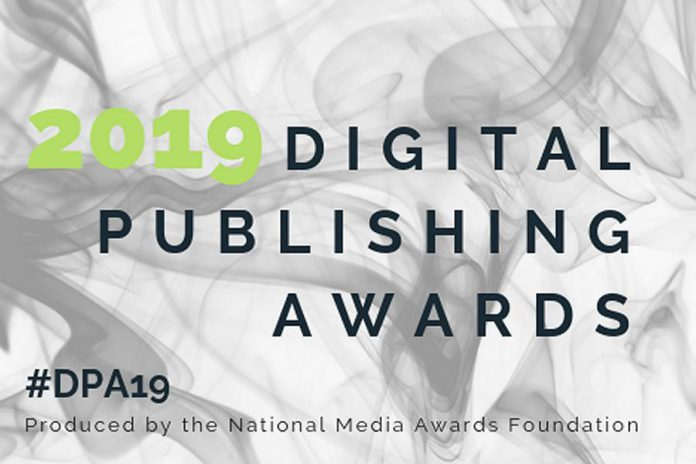 2019 Digital Publishing Awards
