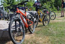 Local events marking International Trails Day 2019 on Saturday, June 1st will be held in Peterborough and Kawartha Lakes and, on Sunday, June 2nd, Otonabee Conservation is hosting a celebration of trails at Harold Town Conservation Area where you can try out demonstration mountain bikes courtesy of Fontaine Source for Sports, Wild Rock Outfitters, and Shimano. (Photo: Otonabee Conservation)