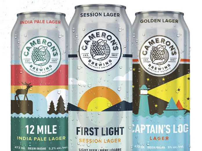 For the first time ever, the Peterborough's Dragon Boat Festival will be hosting a beer garden in 2019, featuring craft beer from Cameron's Brewing and non-alcoholic versions from Partake Brewing. (Photo: Cameron's Brewing)