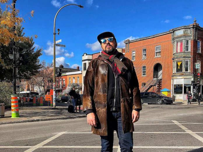 Hawksley Workman and his wife recently moved from rural Muskoka to Montreal. (Photo: Hawksley Workman / Facebook)