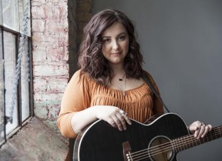 "Hamilton folk singer-songwriter Gillian Nicola, who has just released her debut record ""Dried Flowers"", performs at The Garnet in downtown Peterborough on Wednsdsay, May 22nd, with special guest Evangeline Gentle. (Publicity photo)"
