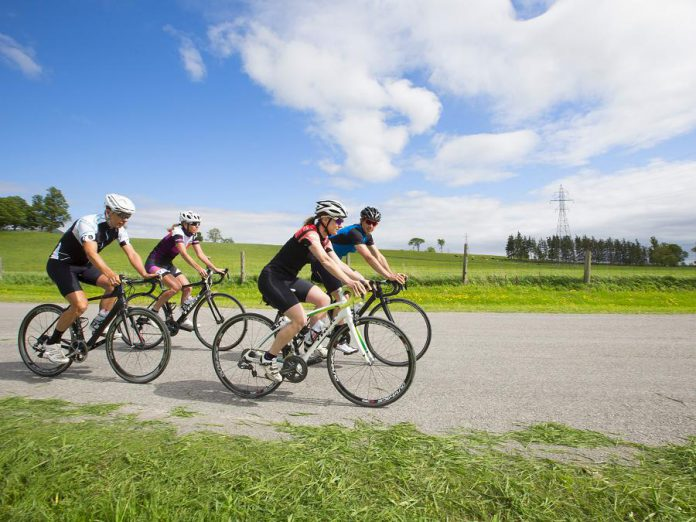 Peterborough & the Kawarthas has long been a favourite destination for cyclists of all types, especially road cyclists. The combination of rolling drumlin hills, scenic lake vistas, and winding rural roads make for challenging and diverse riding.  The rural cafes along the way serve as tantalizing motivation to push riders through the tough segments, and there are some great local craft breweries to reward you at the end of a satisfying day.  (Photo courtesy of Peterborough & the Kawarthas Economic Development)