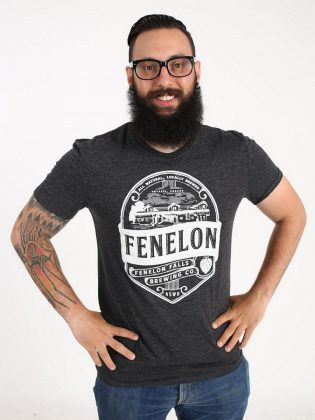 Mathew Renda. (Photo: Fenelon Falls Brewing Co.)
