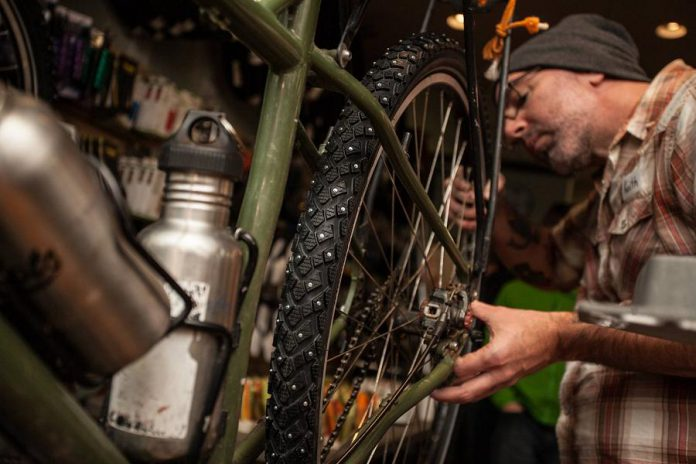 B!KE: The Peterborough Community Cycling Hub is hosting a bicycle mechanic workshop on June 9, 2019. (Photo:  B!KE)