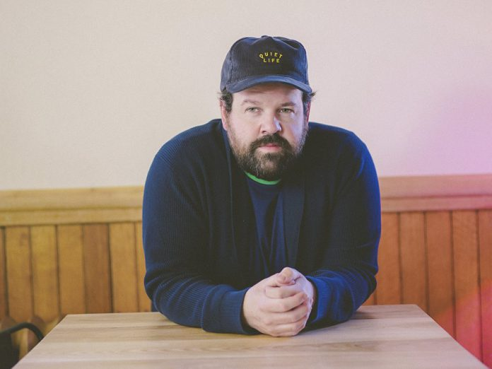 2019 Juno Award winner Donovan Woods will perform with his band The Opposition at Market Hall Performing Arts Centre in downtown Peterborough on August 16, 2019, one of two ticketed kick-off concerts for the 30th anniversary of the Peterborough Folk Festival. (Photo: Joey Senft)
