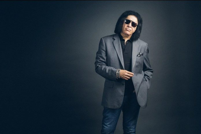 "Gene Simmons, legendary frontman and co-founder of KISS, one of rock's most successful and longest-running bands, announces three Ontario appearances this November, including at the Peterborough Memorial Centre on November 9, 2019. After an epic and storied 45-year career, and hot on the heels of ""End of the Road,"" his final world tour with KISS, Gene Simmons sits down with Canadian audiences for an intimate and candid conversation. (Photo: CNW Group/UP Next PR)"