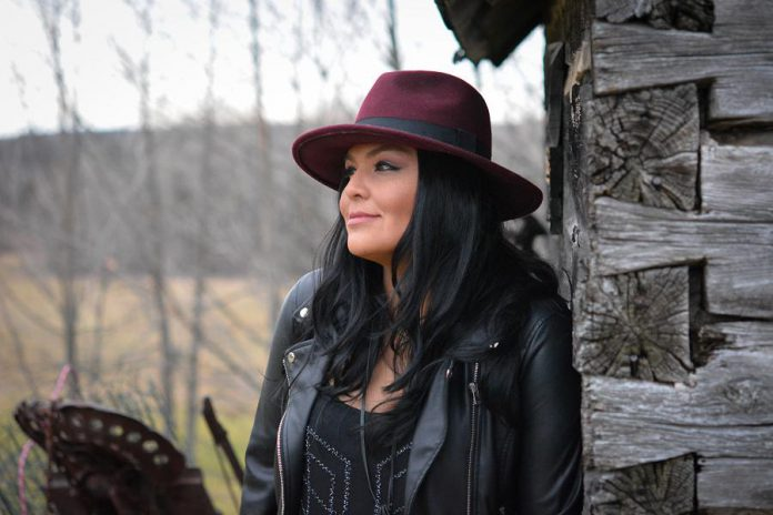 Country artist Crystal Shawanda will perform at the Hootenanny on Hunter Street at 5 p.m. on August 10, 2019. (Publicity photo)