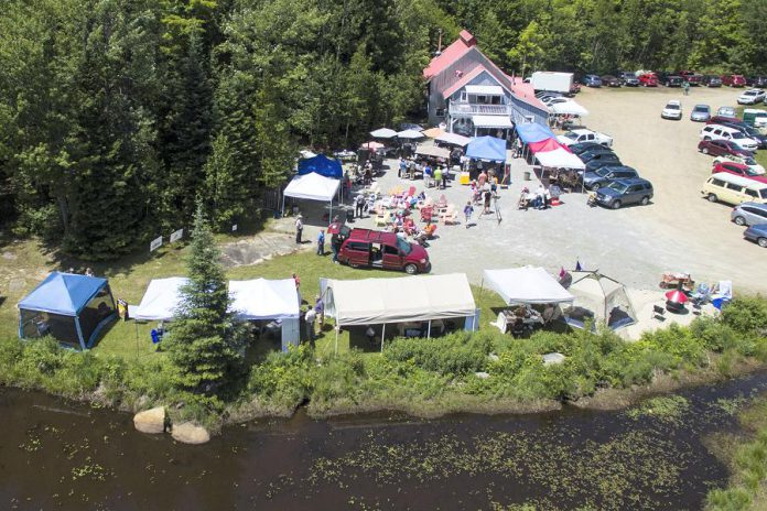 The Haliburton Highlands Food and Beverage Showcase is attended by hundreds of people each year. The money raised from the event benefits local and international charities. (Photo:  Haliburton Highlands Food and Beverage Showcase)