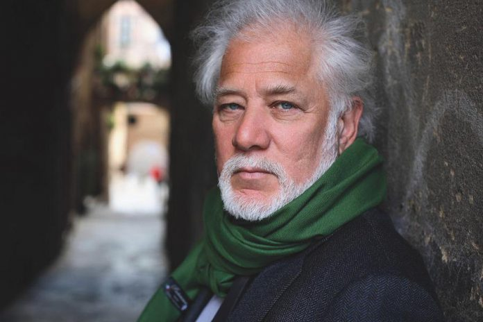 "Award-winning Canadian author Michael Ondaatje will be talking about his latest novel ""Warlight"" with editor and publishing executive Louise Dennys on Saturday, July 13th at the 2019 Lakefield Literary Festival. While the talk is already sold out, tickets are still available for other author readings and writing workshops at the 25th annual festival. There are also a number of free events. (Publicity photo)."