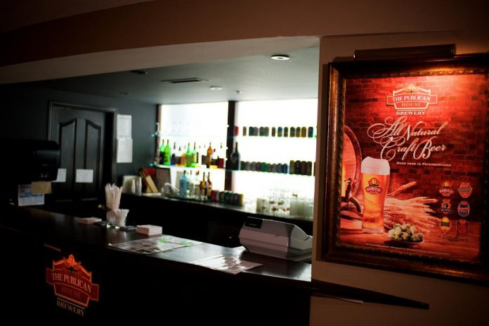 The Nexicom Studio includes standard bar services at The Publican House bar. (Photo courtesy of Showplace Performance Centre)
