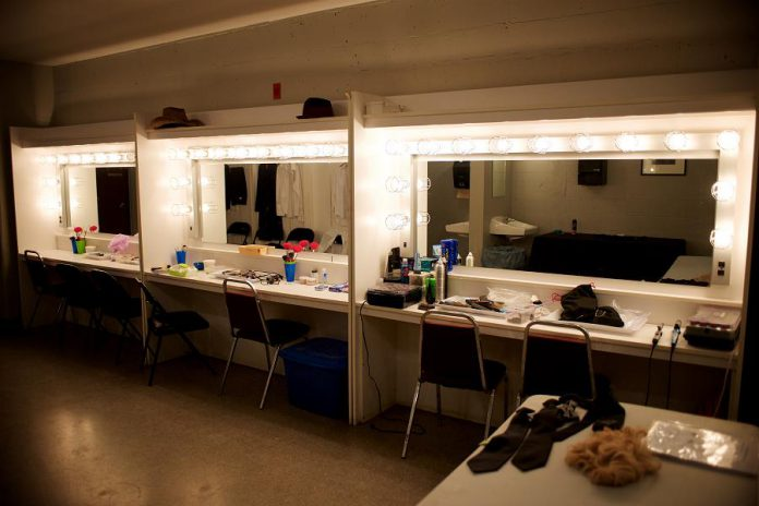 For entertainment-related events including concerts and theatre, Showplace Performance Centre includes the David Goyette Green Room. (Photo courtesy of Showplace Performance Centre)