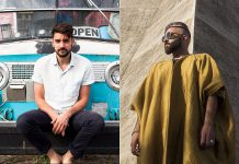 Former Hey Rosetta! songwriter and lead vocalist Tim Baker and Iraqi-Canadian musician and multimedia artist Narcy (Yassin Alsalman) will perform at the Peterborough Folk Festival on August 17, 2019. Local musicians Missy Knott and Mayhemingways will also be performing. (Publicity photos)