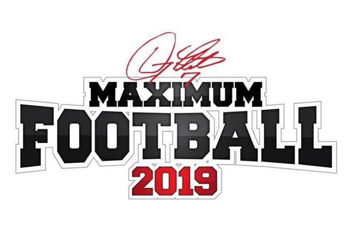 Doug Flutie's Maximum Football 2019. (Graphic: Canuck Play)