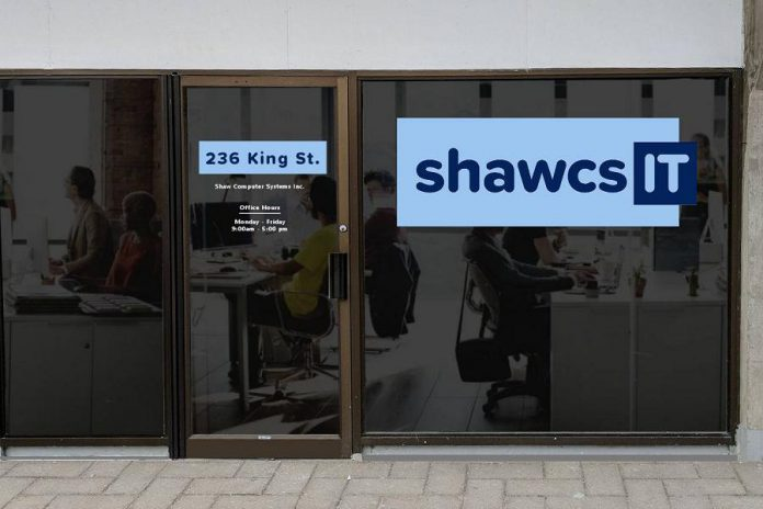 Shawcs IT is located at  236 King Street  in downtown Peterborough. (Photo: Shawcs IT)