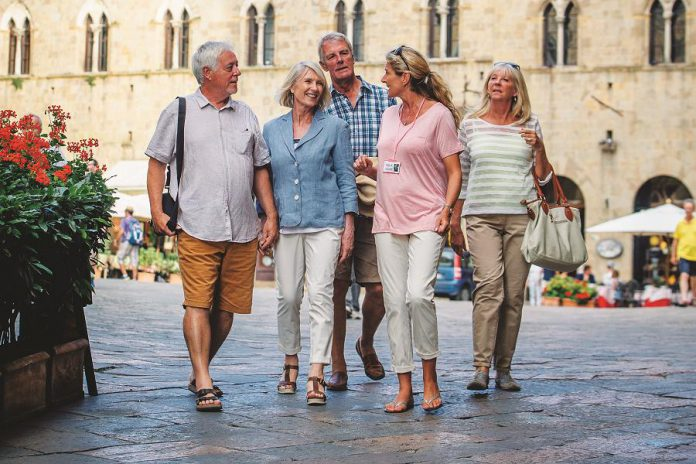 As more and more people retire and join clubs and groups with people who share the same interests, they also discover they want and have the time to travel with like-minded friends. DeNureTours of Lindsay can plan and design a customized tour tailored to the needs of your specific group. (Supplied photo)