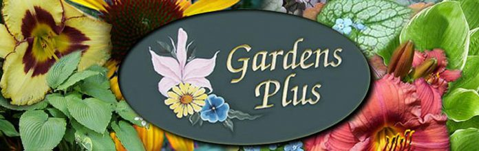 Gardens Plus logo
