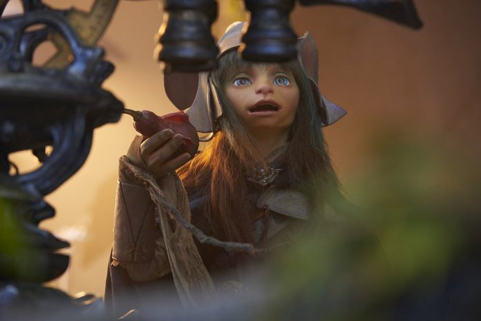 "The new Netflix original series ""The Dark Crystal: Age of Resistance"" premieres on Netflix Canada on August 30th. Based on Jim Henson's fantasy world of Thra, when three Gelfling discover the horrifying secret behind the Skeksis' power, they set out on an epic journey to ignite the fires of rebellion and save their world. (Photo: Netflix)"