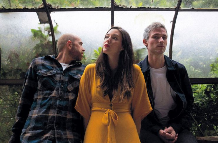 Vancouver alt-rock trio Said The Whale (Ben Worcester, Jaycelyn Brown, and Tyler Bancroft) are headlining Peterborough Musicfest at Del Crary Park on July 17, 2019 with Peterborough alt-rock quintet and 2019 Peterborough Folk Festival Emerging Artist Paper Shakers opening. (Publicity photo)